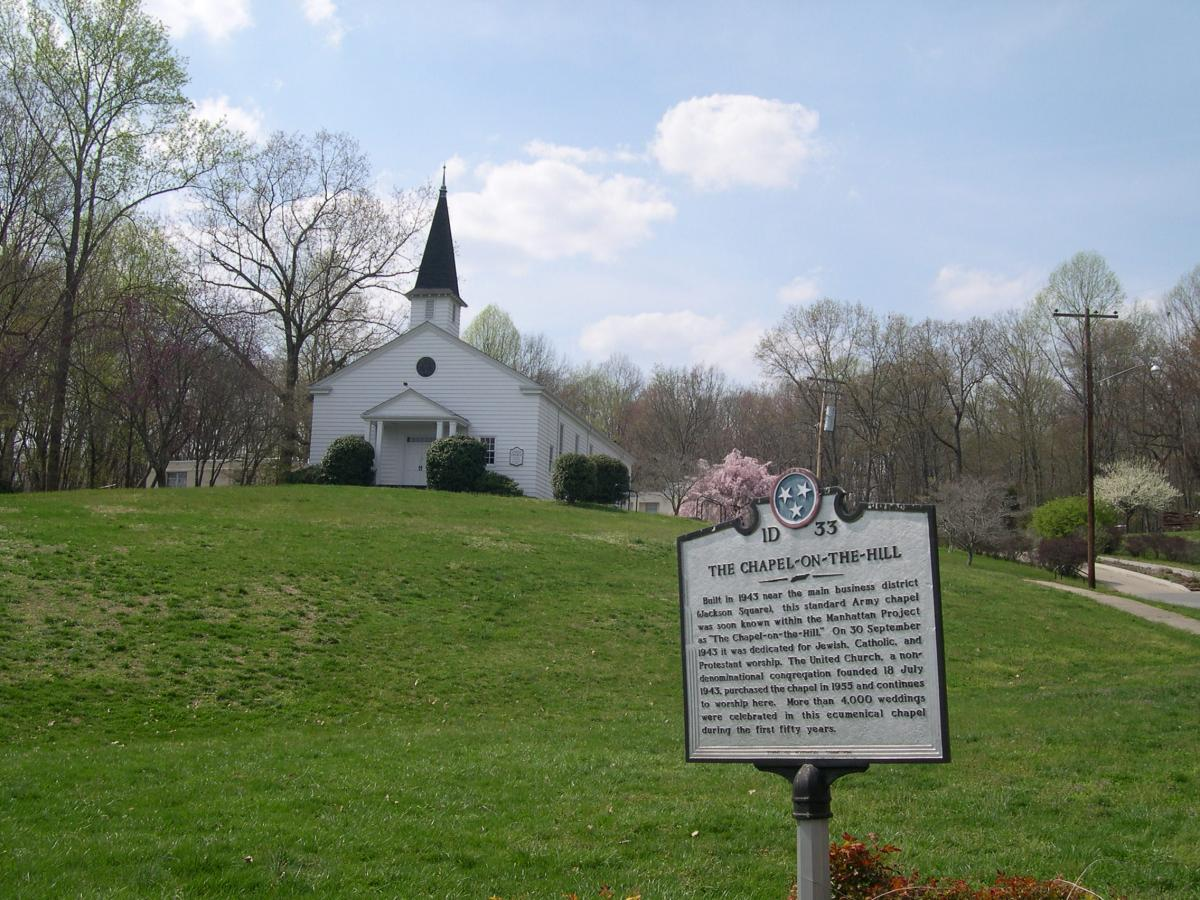 The Chapel-On-The-Hill at Oak Ridge