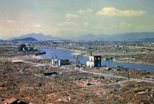 the debate over whether the atomic bombing of japan in 1945 was necessary Sixty years ago, a b29 bomber dropped an atom bomb on hiroshima (on 6th august 1945) it has been estimated that over the years around 200,000 people have died as a result of this bomb being dropped.