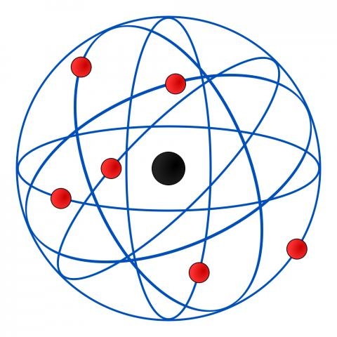 The Rutherford atom