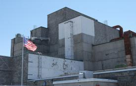 The B Reactor at Hanford