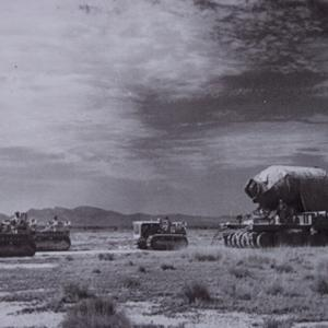 Moving Jumbo to Trinity site