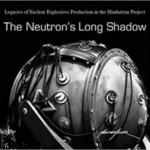 "Cover of ""The Neutron's Long Shadow."""