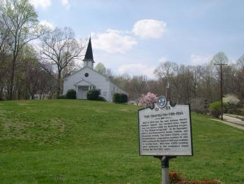 The Chapel on the Hill in Oak Ridge