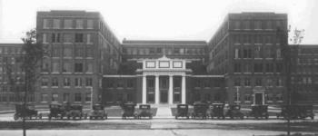 Strong Memorial Hospital at the University of Rochester, home of the Manhattan Annex