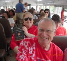 On the bus to K-25