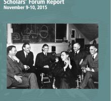 Scholars Forum Report